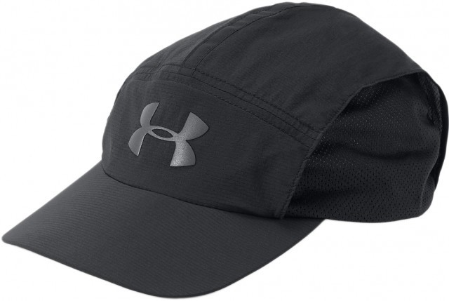 Under Armour Men's Packable Run Cap Black