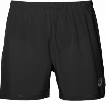 Asics Silver 5in Short Black