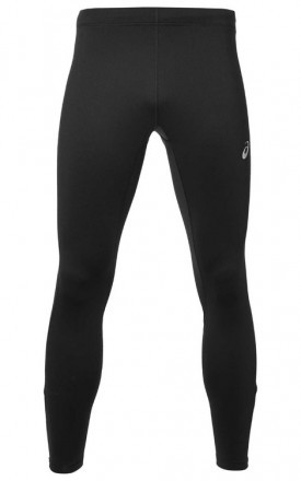 Asics Silver Winter Tight Black
