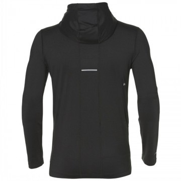 Asics Long Sleeve Hoodie SP Dark Grey Heather