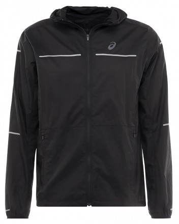 Asics Lite-Show Jacket Performance Black