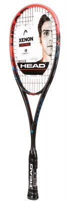 Head Graphene Xenon 135 rakieta do squasha