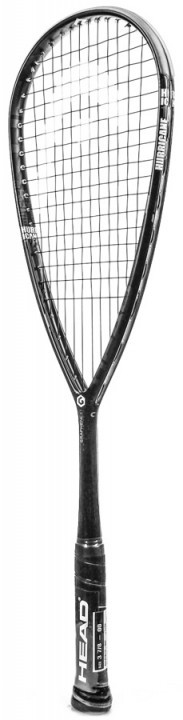 Head Graphene XT Hurricane 123 - Tester