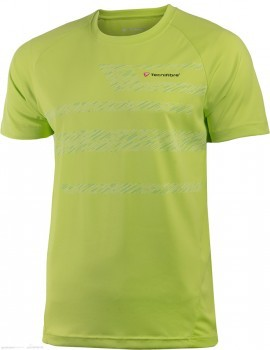 Tecnifibre F2 Airmesh Lime Polo