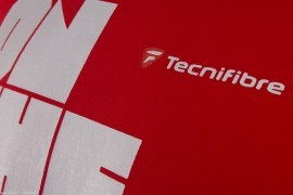 Tecnifibre Tee-Shirt On The Road Red