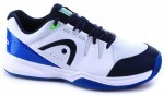 Head Grid 3.0 White Blue squash shoes
