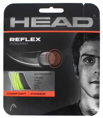HEAD Reflex Yellow