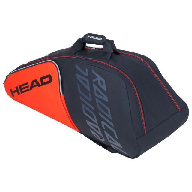 Head Radical 9R Supercombi Orange / Grey