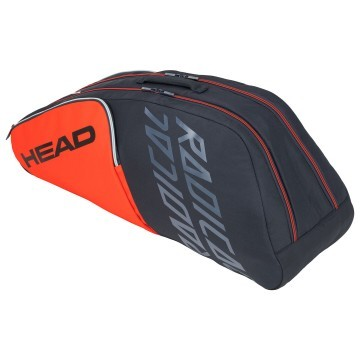 Head Radical 6R Supercombi Orange / Grey