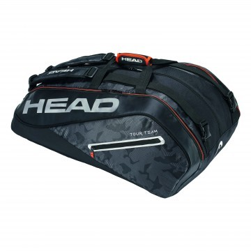 Head Tour Team 12R Monstercombi Black / Silver