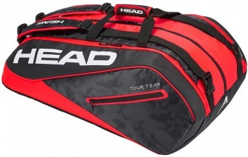 Head Tour Team 12R Monstercombi Black Red
