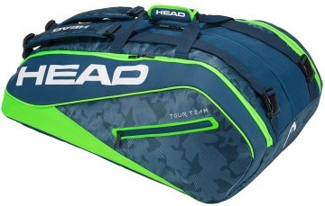 Head Tour Team 12R Monstercombii Navy / Green