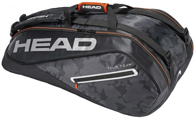 Head Tour Team 9R Supercombi Black / Silver