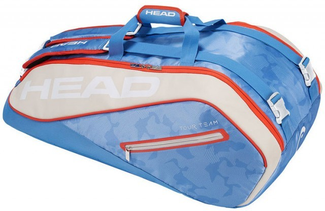 Head Tour Team 9R Supercombi Light Blue / Sand