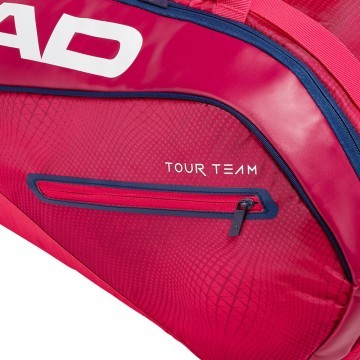 Head Tour Team 9 Racket Supercombi