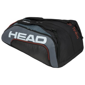 Head Tour Team 15R  Megacombi Black / Grey
