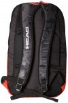 Head Tour Team Backpack Bk Rd plecak