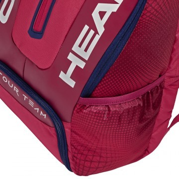 Head Tour Team Backpack Red Navy