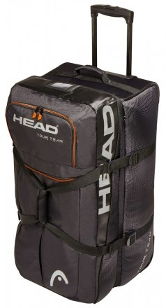 Head Tour Team Travelbag Black