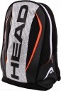 Head Tour Team Backpack Silver/Black