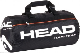 Head  Tour Team Club Bag Czarny