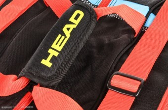 Head Core 9R Supercombi BKNE torba do squasha