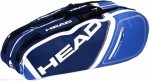 Head Core 9R Supercombi Niebieska torba do squasha