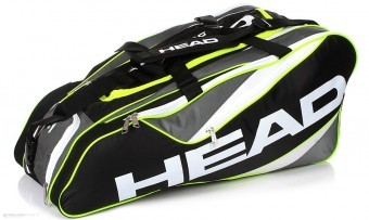 Head Elite All Court Black