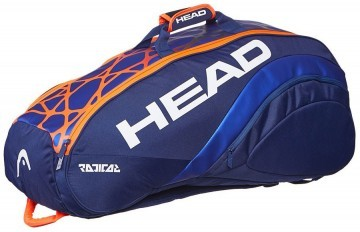 Head Radical 6R Supercombi Blue / Orange