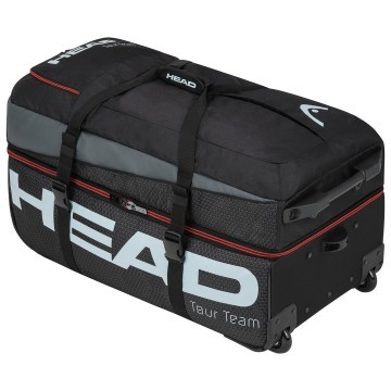 Head Tour Team Travelbag Black / Grey