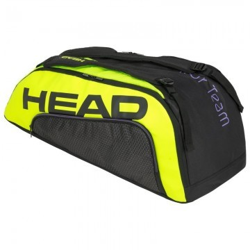 Head Tour Team Extreme Supercombi 9R Black / Neon Yellow