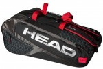 Head Elite 12R Monstercombi Black Red