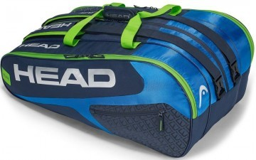 Head Elite 12R Monstercombi Blue / Green