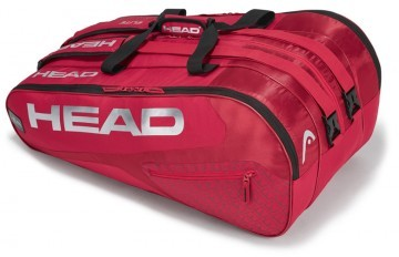 Head Elite 12R Monstercombi Red