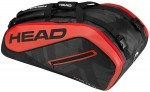 Head Tour Team 9R Monstercombi Black/Red torba do squasha