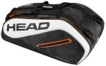 Head Tour Team 9R Monstercombi Black/White torba do squasha