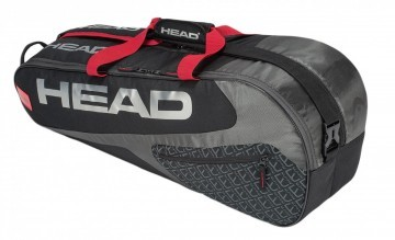 Head Elite 6R Combi Black / Red