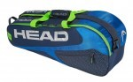 Head Elite 6R Combi Blue Green