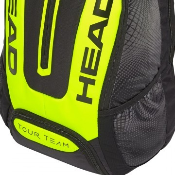 Head Tour Team Extreme Backpack Black