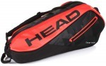 Head Tour Team 6R Combi Black/Red torba do squasha