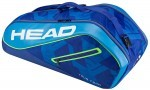 Head Tour Team 6R Combi Blue torba do squasha