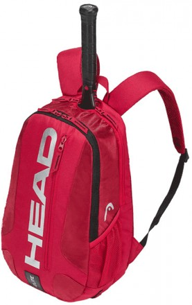 Head Elite Backpack Red