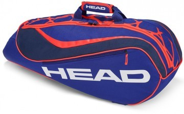 Head Junior Combi Rebel Novak 3R Blue / Orange