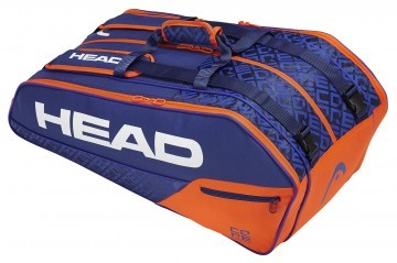 Head Core 9R Super Combi Blue / Orange