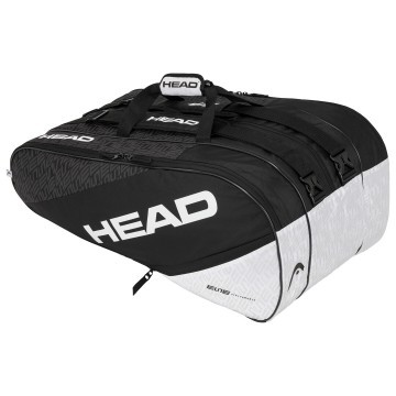 Head Elite 12R Monstercombi Black / White