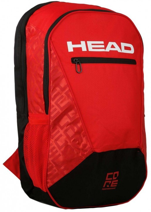 Head Core Backpack Red Black