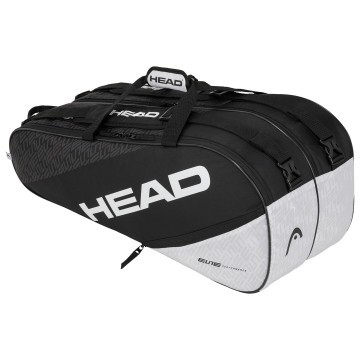 Head Elite 9R Supercombi Black / White