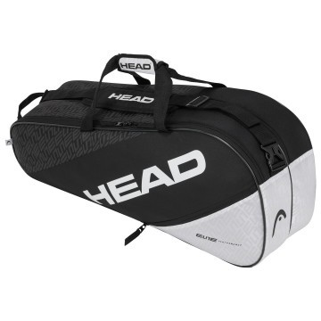 Head Elite 6R Combi Black / White