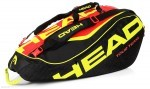 Head Extreme 9R Supercombi Black/ Red torba do squasha