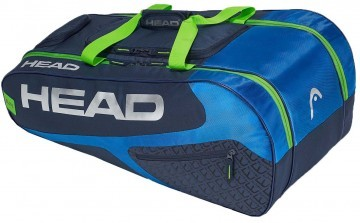 Head Elite Allcourt Blue Green